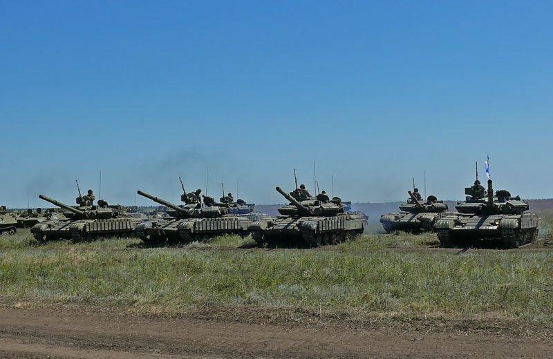 Порошенко отправил морских пехотинцев с полигона Николаевщины прямиком в АТО (ФОТОРЕПОРТАЖ) (фото) - фото 4