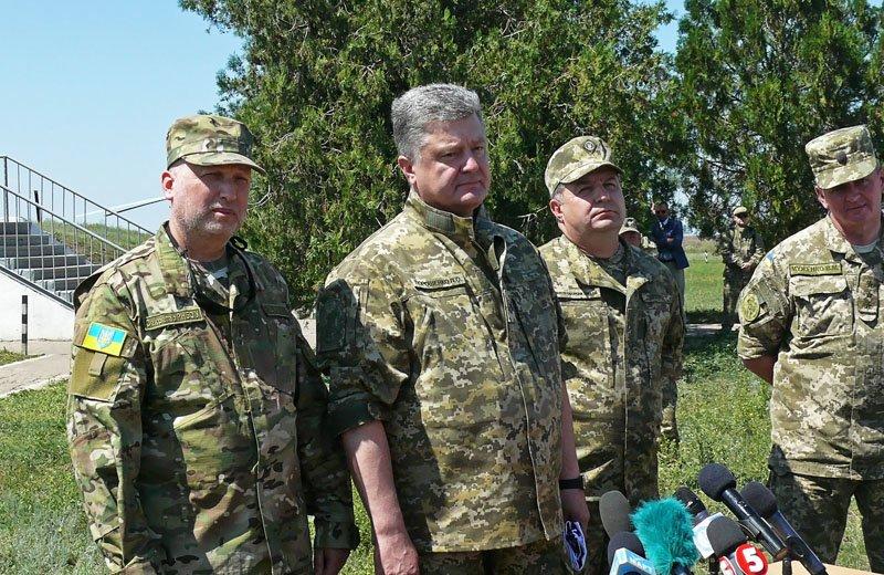 Порошенко отправил морских пехотинцев с полигона Николаевщины прямиком в АТО (ФОТОРЕПОРТАЖ) (фото) - фото 13
