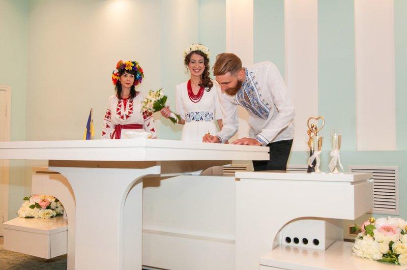 На Днепропетровщине первая в Украине пара поженилась онлайн (фото) - фото 4