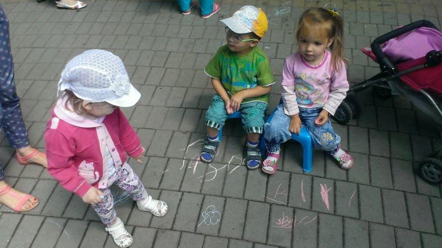 «По стежинах книжкового літа» крокують маленькі мешканці Хмельницького (ФОТО) (фото) - фото 2