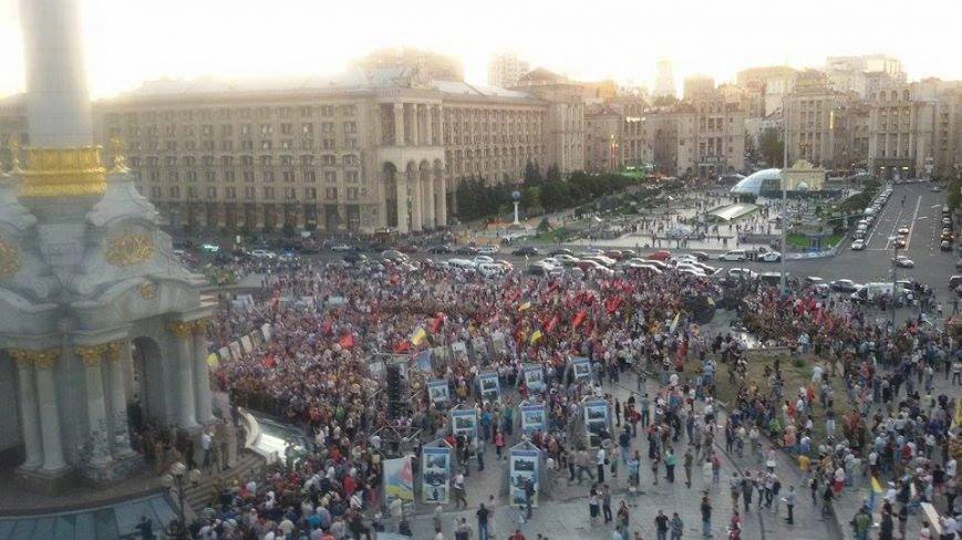 """""""Правый сектор"""" намерен инициировать референдум, - Ярош (фото) - фото 1"""