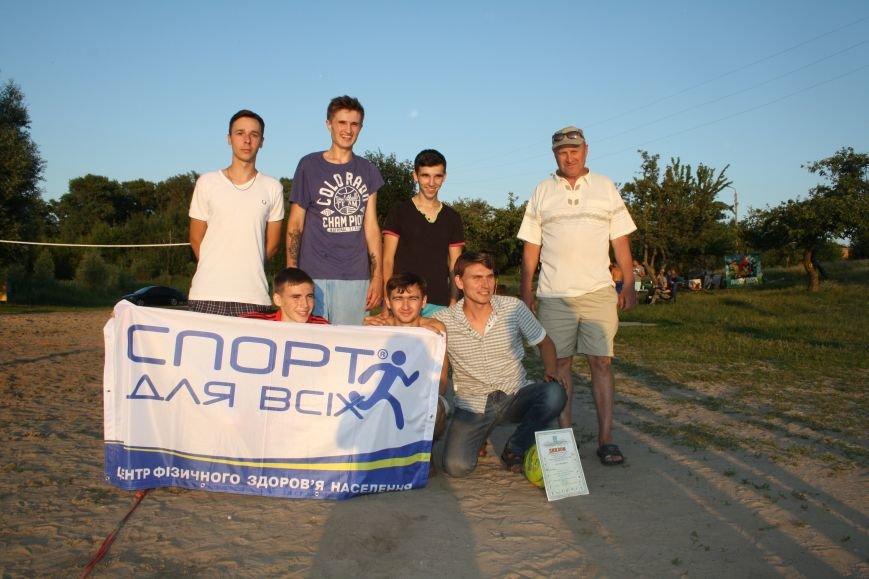 У Конотопі на змаганнях з пляжного футболу перемогла команда вулиці Лісового(ФОТО), фото-8