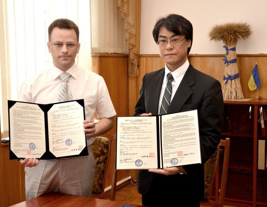 Житомирський університет налагоджує співпрацю з японськими науковцями, фото-2