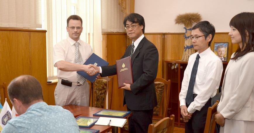 Житомирський університет налагоджує співпрацю з японськими науковцями, фото-1