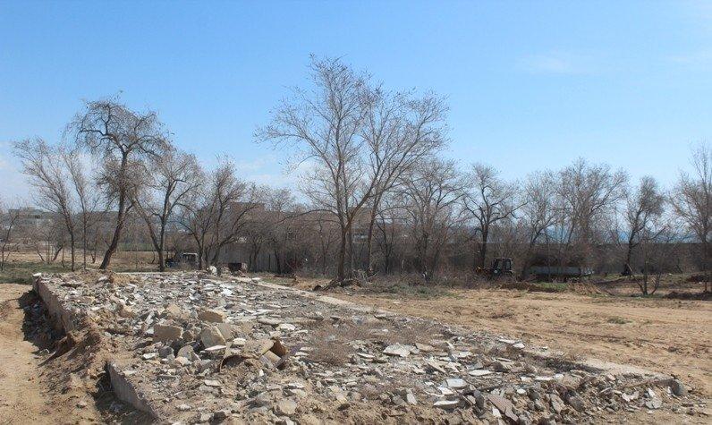 Каким хотят видеть актаусцы парк «Акбота», фото-2