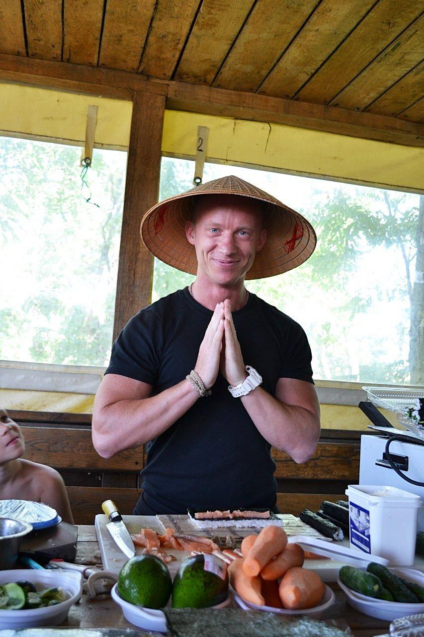 Мастер-классы по приготовлению суши (фото) - фото 2