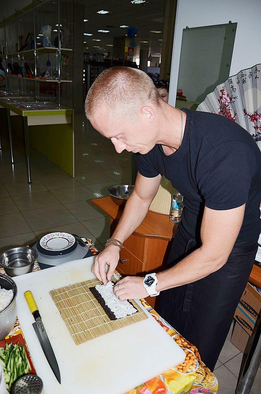 Мастер-классы по приготовлению суши (фото) - фото 3