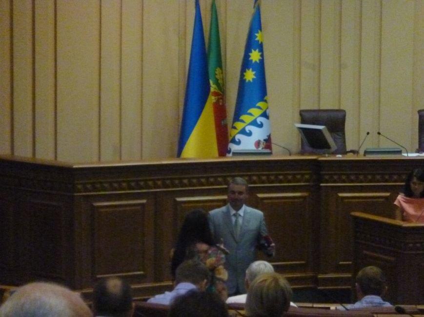 Депутатов Криворожского горсовета наградили за образцовое выполнение депутатских обязанностей (фото) - фото 3