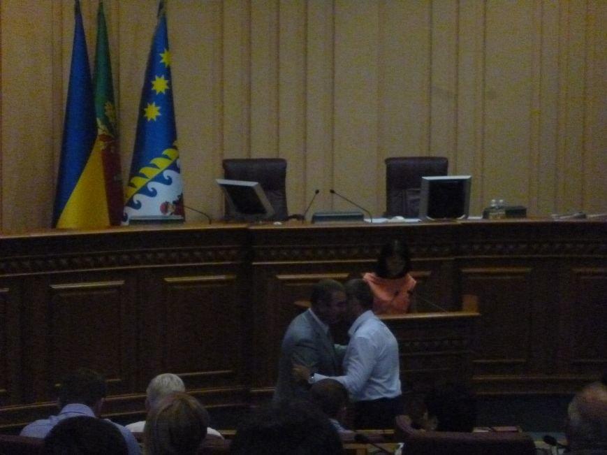 Депутатов Криворожского горсовета наградили за образцовое выполнение депутатских обязанностей (фото) - фото 1