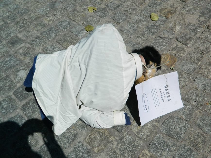 В запорожье митинг «Силы нации» разогнал «Правый сектор» (ВИДЕО, ФОТО) (фото) - фото 3