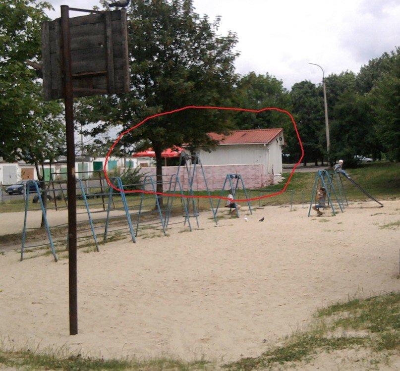 Неігровий майданчик (фото) - фото 1