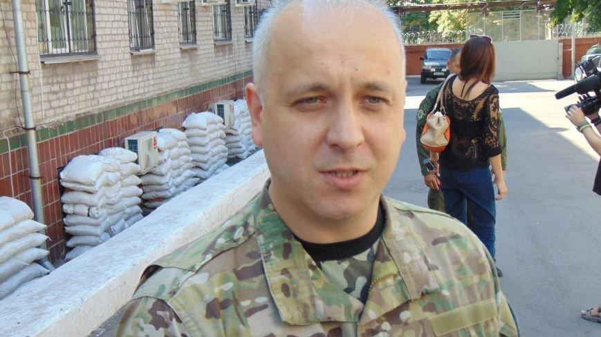 Мариуполю с шутками представили нового начальника милиции (фото) - фото 6