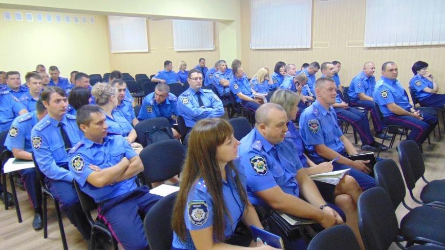 Мариуполю с шутками представили нового начальника милиции (фото) - фото 2
