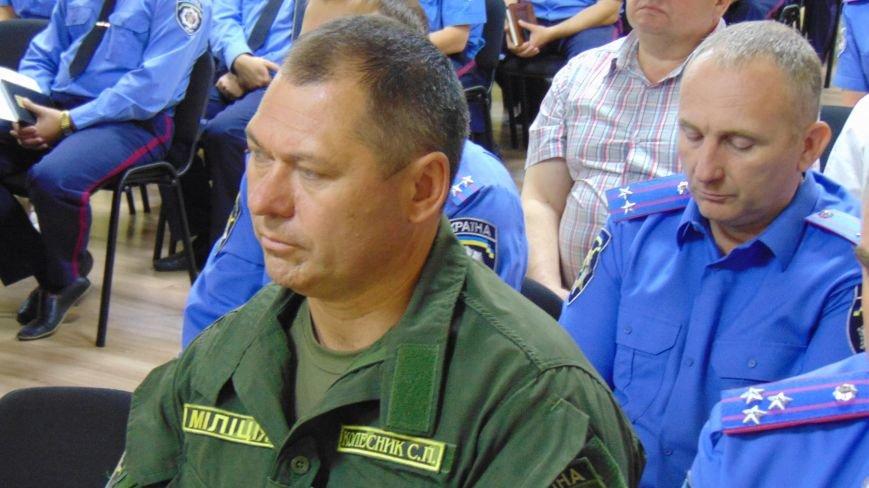 Мариуполю с шутками представили нового начальника милиции (фото) - фото 5