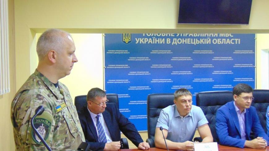 Мариуполю с шутками представили нового начальника милиции (фото) - фото 4