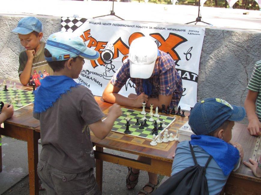 Мариупольские дети побывали в шахматном королевстве (ФОТО), фото-6