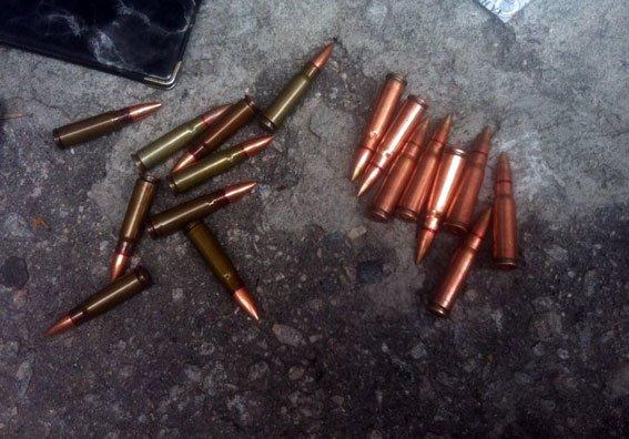 В Кременчуге задержан гражданин, хранивший у себя боеприпасы к автоматическому оружию (ФОТО) (фото) - фото 1