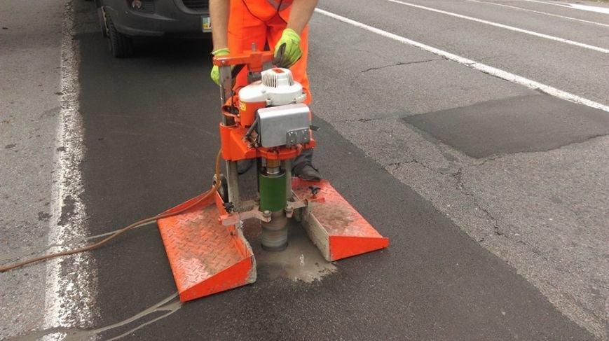 Эксперты проверят качество ямочного ремонта трассы Киев-Борисполь (ФОТО) (фото) - фото 1