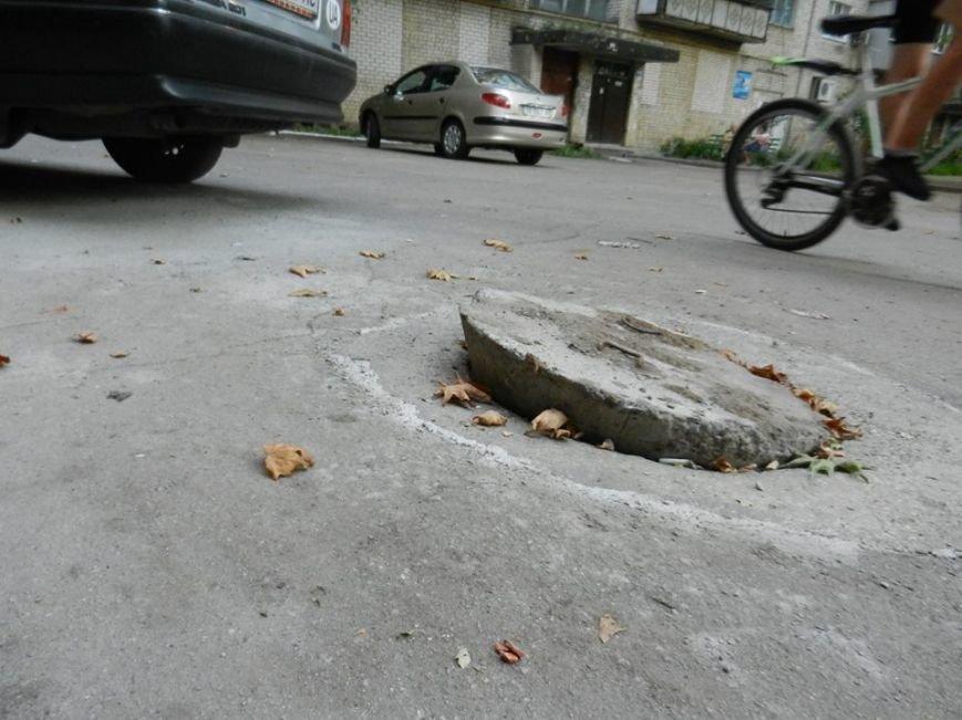 Городские власти халатно отнеслись к насущным проблемам николаевских дворов (ФОТО) (фото) - фото 2
