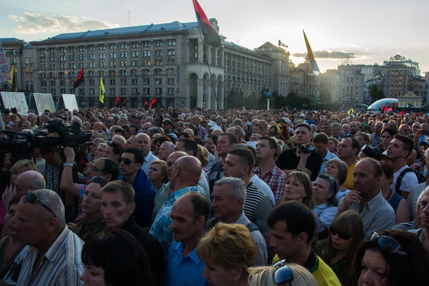 Референдум Правого сектора: борьба с продажной властью или дестабилизация Украины (фото) - фото 1