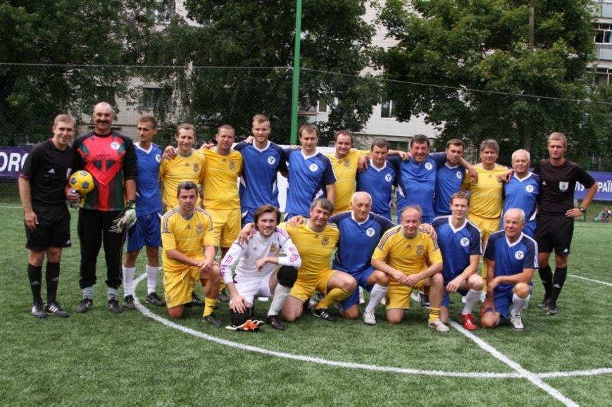 Ярмоленко и Березенко сыграли за команду Чернигова в честь открытия нового футбольного поля, фото-6