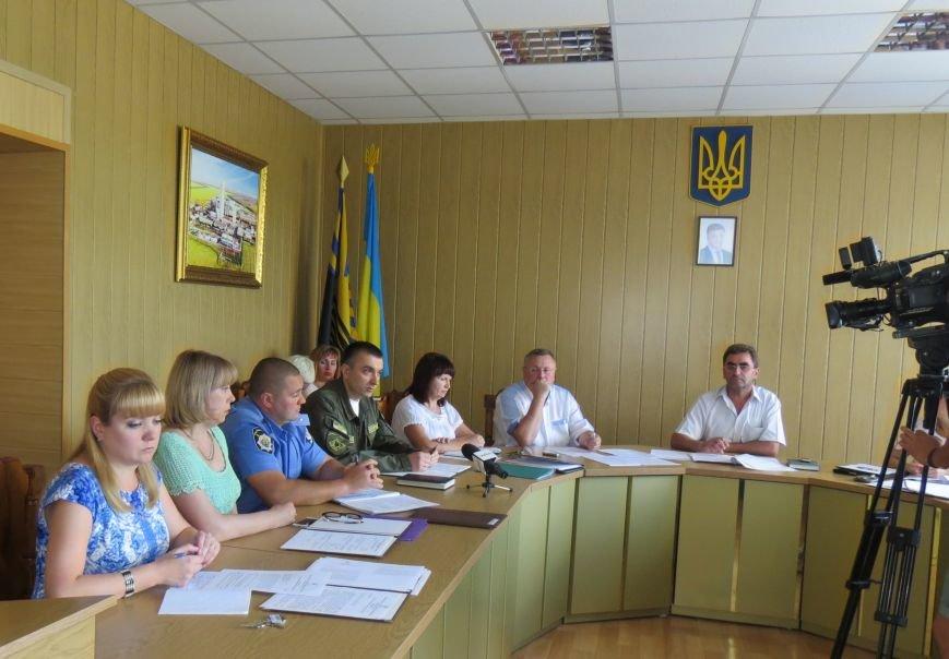 Начальник Красноармейской милиции призвал власти к сотрудничеству в сфере соблюдения правопорядка, фото-1