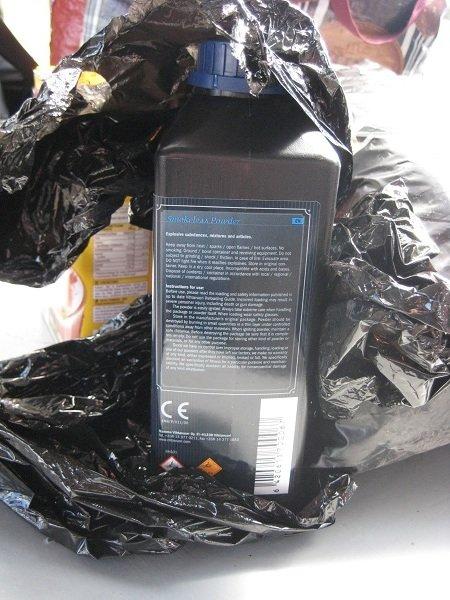 В Брузгах гродненка пыталась провезти килограмм пороха (фото) - фото 2