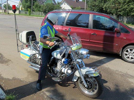 Прикарпатське ДАІ виконує службу на мотоциклах (ФОТО) (фото) - фото 2