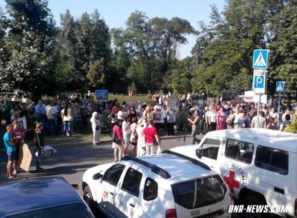 В Донецке совершено нападение на миссию ОБСЕ (ФОТО) (фото) - фото 4