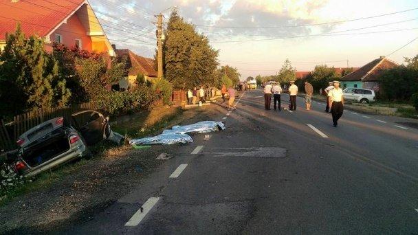 Жахливе ДТП у румунському селі: троє прикарпатців загинуло, один - вижив (ФОТО, ВІДЕО) (фото) - фото 3