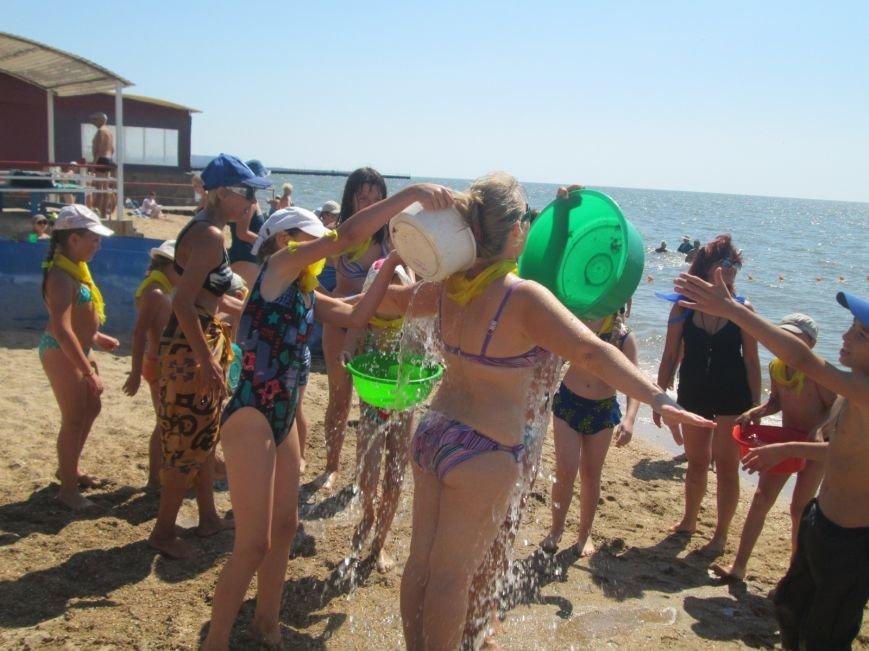 Мариупольские дети праздновали день защиты дельфинов и безопасности (ФОТО), фото-8