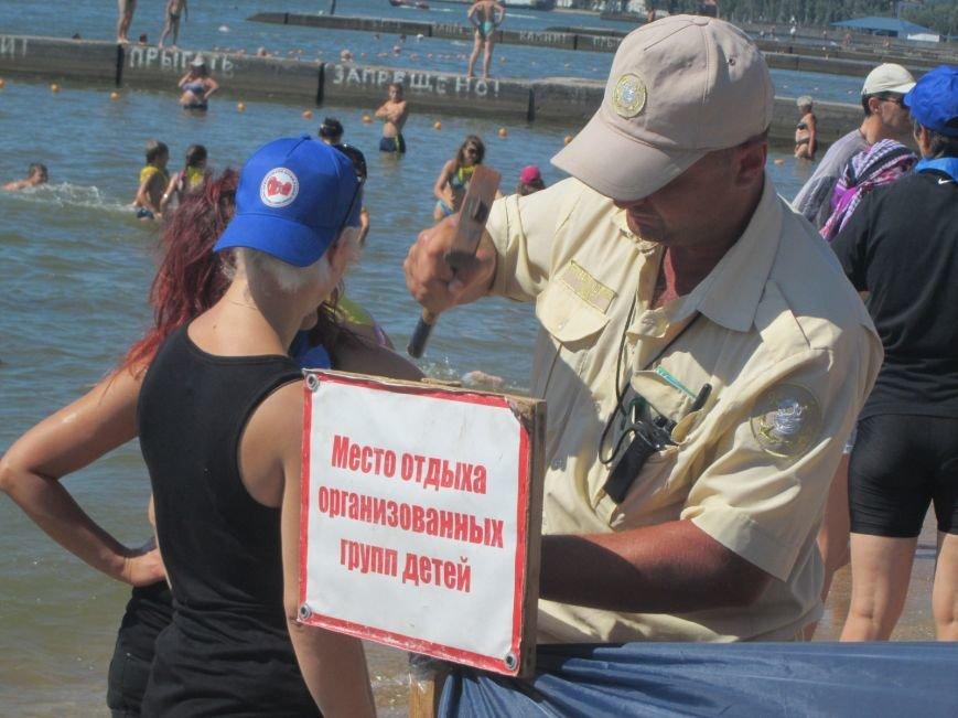 Мариупольские дети праздновали день защиты дельфинов и безопасности (ФОТО), фото-1