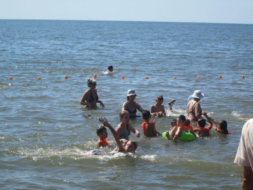 Мариупольские дети праздновали день защиты дельфинов и безопасности (ФОТО), фото-2