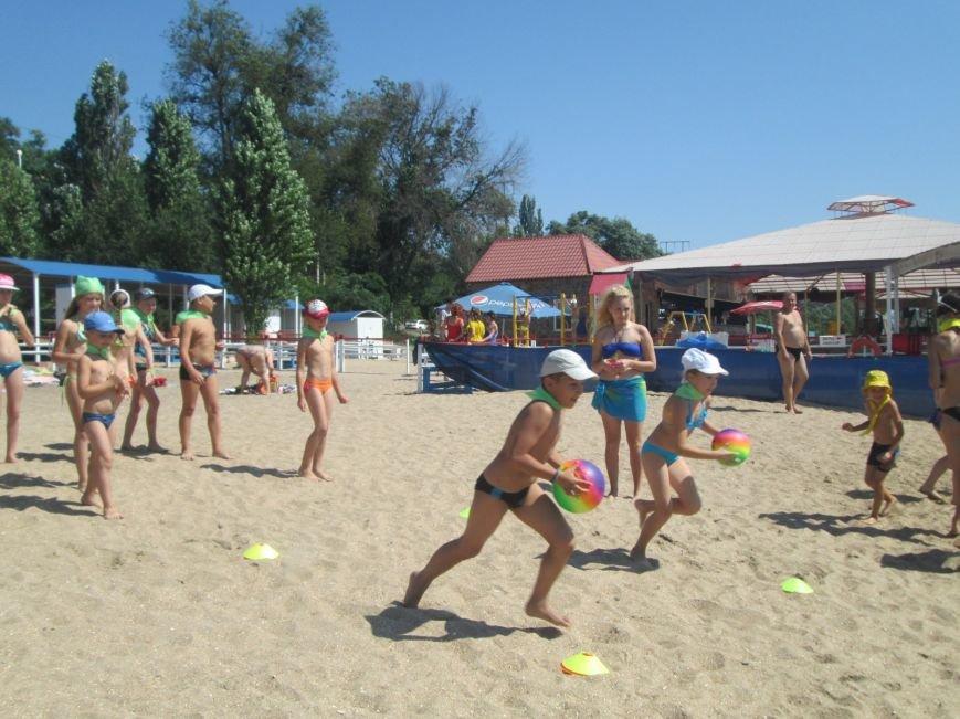 Мариупольские дети праздновали день защиты дельфинов и безопасности (ФОТО), фото-4