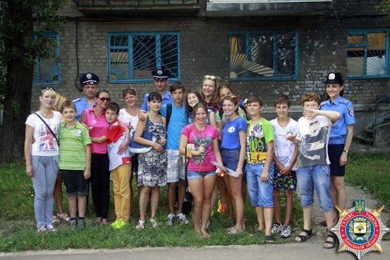 Дети из Авдеевки отдохнули в «Жемчужине Приднепровья» (ФОТО) (фото) - фото 2