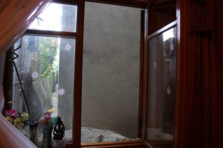 А из нашего окна стена бетонная видна…, фото-1