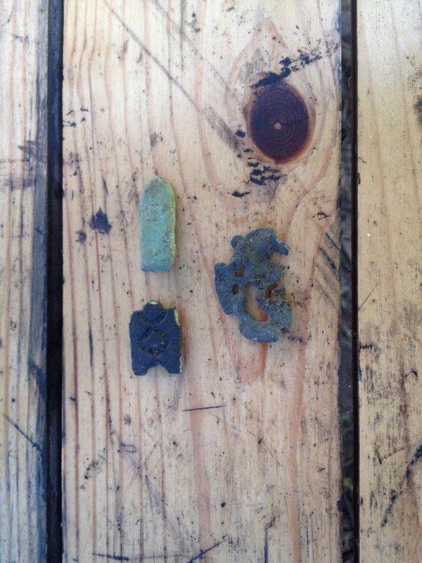Житомирські студенти разом із науковцями Інституту археології НАН України знайшли нові цікаві артефакти (фото) - фото 1