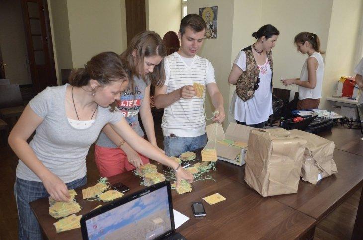 До Львова прибуло майже півсотні осіб на молодіжний фестиваль«Вітер На-Дії» (фото) - фото 3