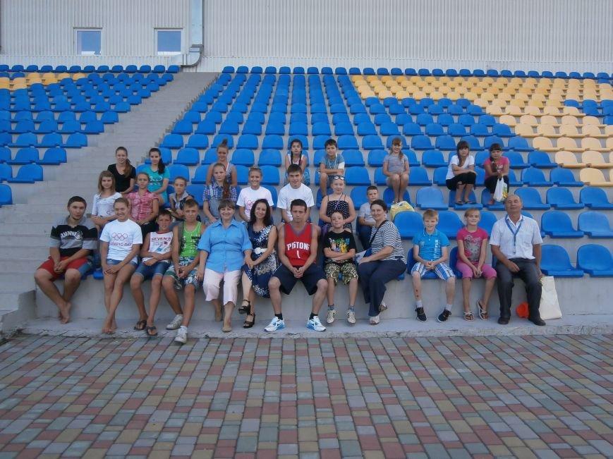 Соревнования среди воспитанников комнат школьников г. Артемовска (фото) - фото 1