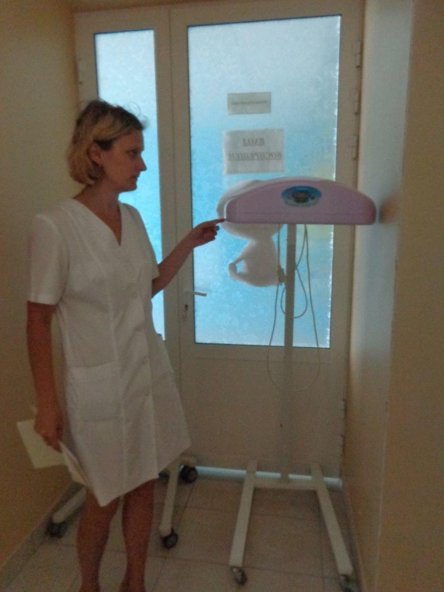 Красноармейский перинатальный центр получил лампы для лечения желтухи у новорожденных (фото) - фото 3
