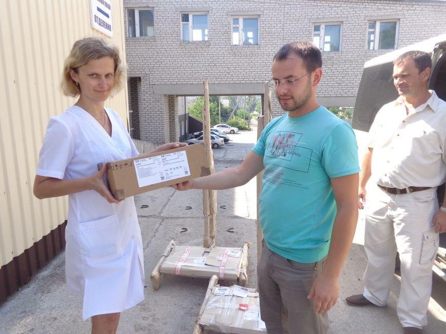 Красноармейский перинатальный центр получил лампы для лечения желтухи у новорожденных (фото) - фото 1