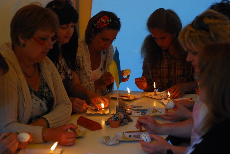 Больше месяца на Днепропетровщине продлится национальный фестиваль (фото) - фото 1