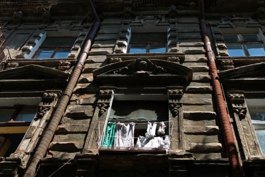 Фоторепортаж: Одесская улица с именем знаменитого подводника. Спуск Маринеско (ФОТО), фото-10