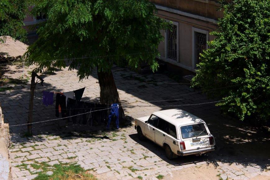 Фоторепортаж: Одесская улица с именем знаменитого подводника. Спуск Маринеско (ФОТО), фото-12