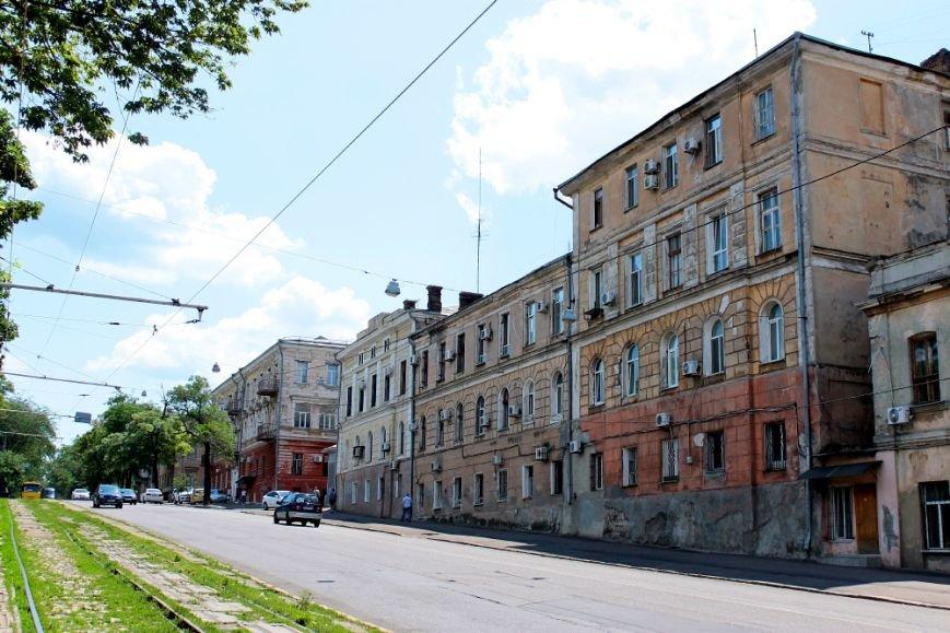 Фоторепортаж: Одесская улица с именем знаменитого подводника. Спуск Маринеско (ФОТО), фото-19