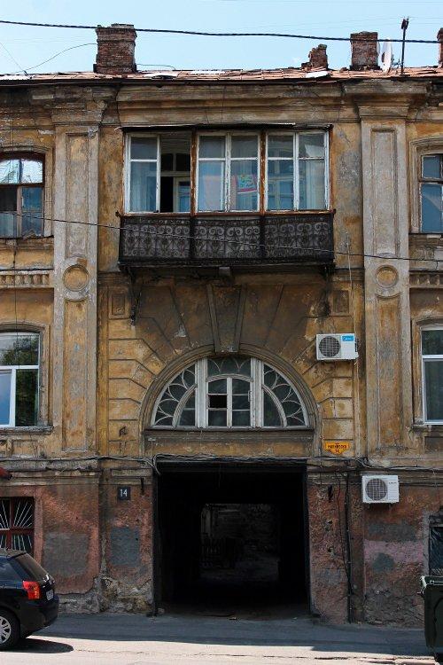 Фоторепортаж: Одесская улица с именем знаменитого подводника. Спуск Маринеско (ФОТО), фото-18