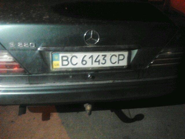 У Львові в салоні автомобіля знайшли мертвого чоловіка (ФОТО) (фото) - фото 1