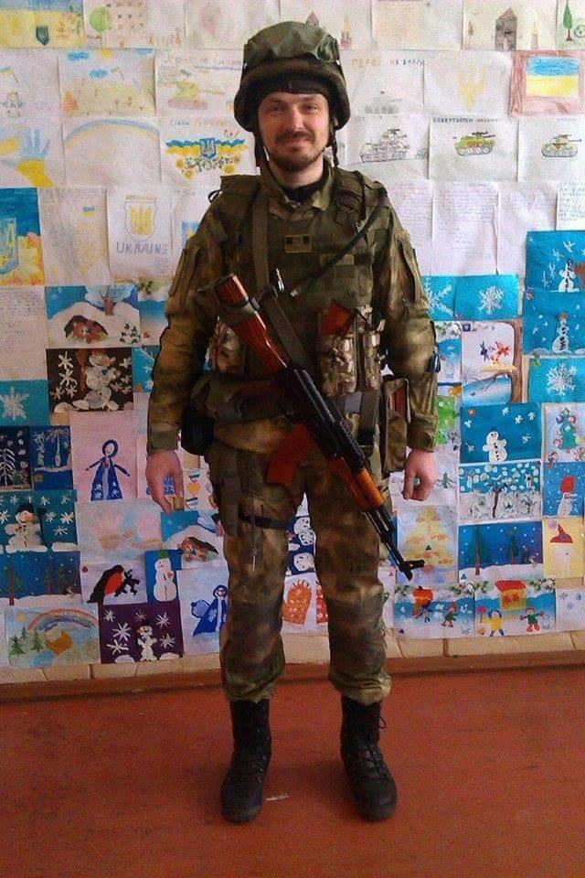 Сьогодні на Донбасі загинув конотопчанин Євген Бірюков(«Кемпфер»), фото-1