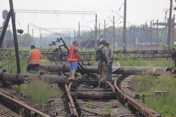 Через Артемовск пойдут эшелоны с углем из Горловки (фото) - фото 1
