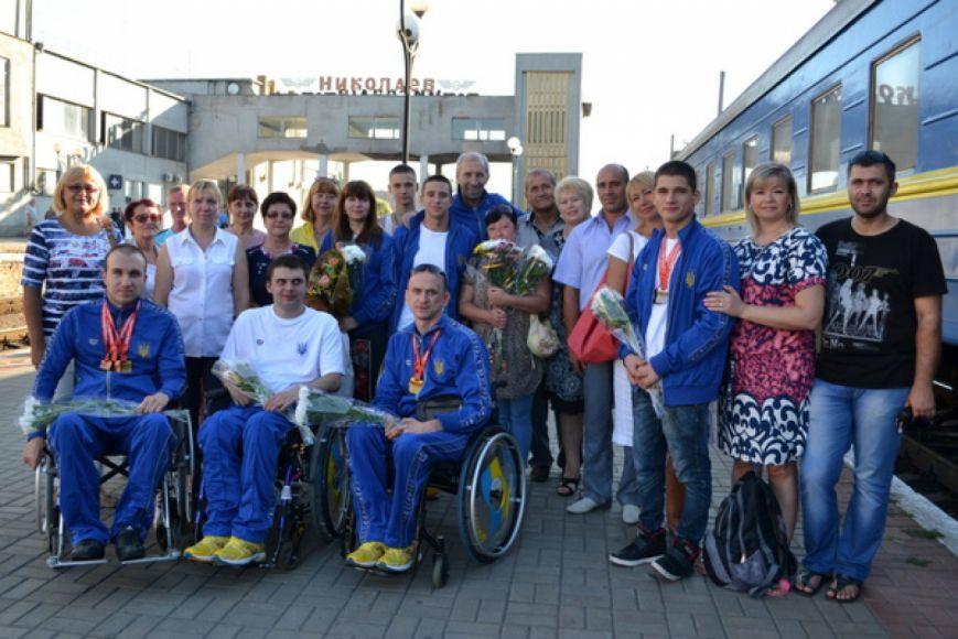 Николаевские пловцы-паралимпийцы стали чемпионами мира (ФОТО) (фото) - фото 1
